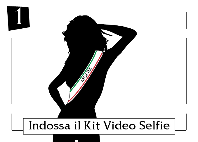 kit video selfie - molise